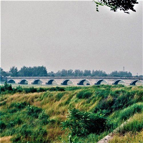盧溝橋事件の舞台「盧溝橋」