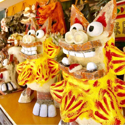 沖縄陶器のふるさと「壺屋やちむん通り」