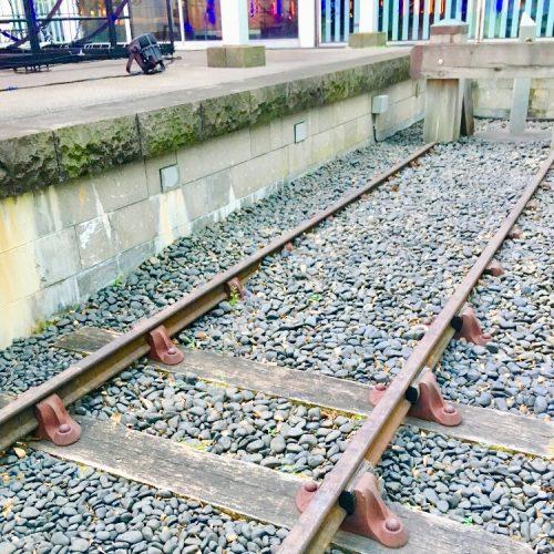 日本の鉄道始まりの地「旧新橋停車場」
