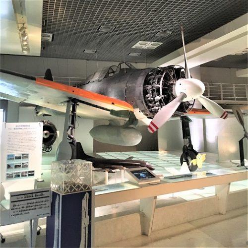 国立科学博物館にて、零戦がしばし見れなくなります