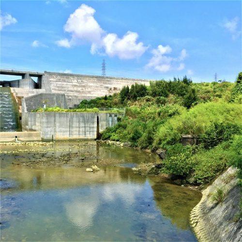 沖縄戦で破壊された橋「億首橋」