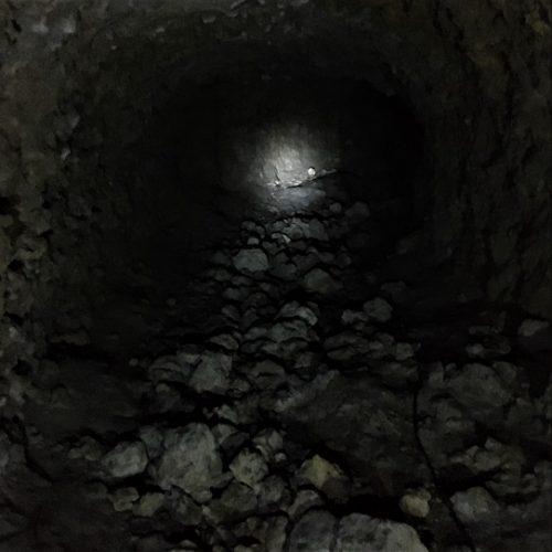 宮古島市熱帯植物園内に残る「海軍第313設営隊地下壕群」