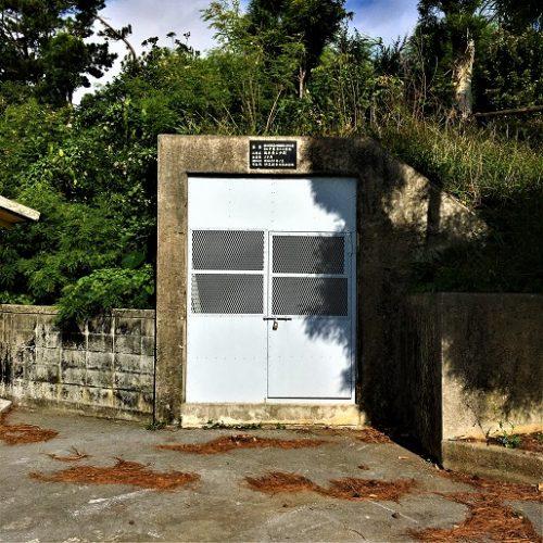 伊江島の川平にある「第二小隊壕」
