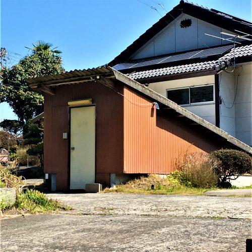 鹿児島県曾於市に残る「地下発電所跡」