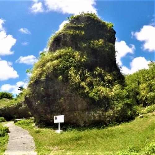 浦添市仲間に残る「ハクソーリッジ」と「ニードルロック」